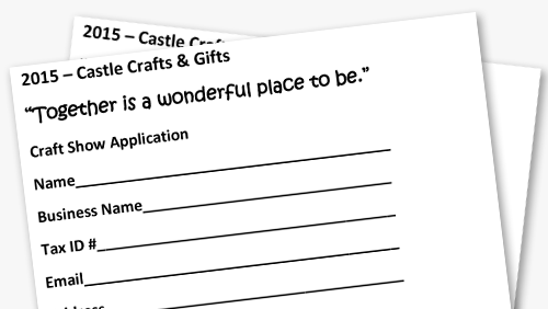 Craft Castle App